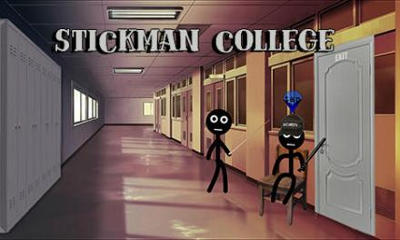 Stickman College Game Android Free Download