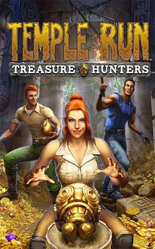 Temple Run Treasure Hunters Game Android Free Download