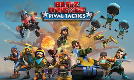 Blitz Brigade Rival Tactics Game Android Free Download