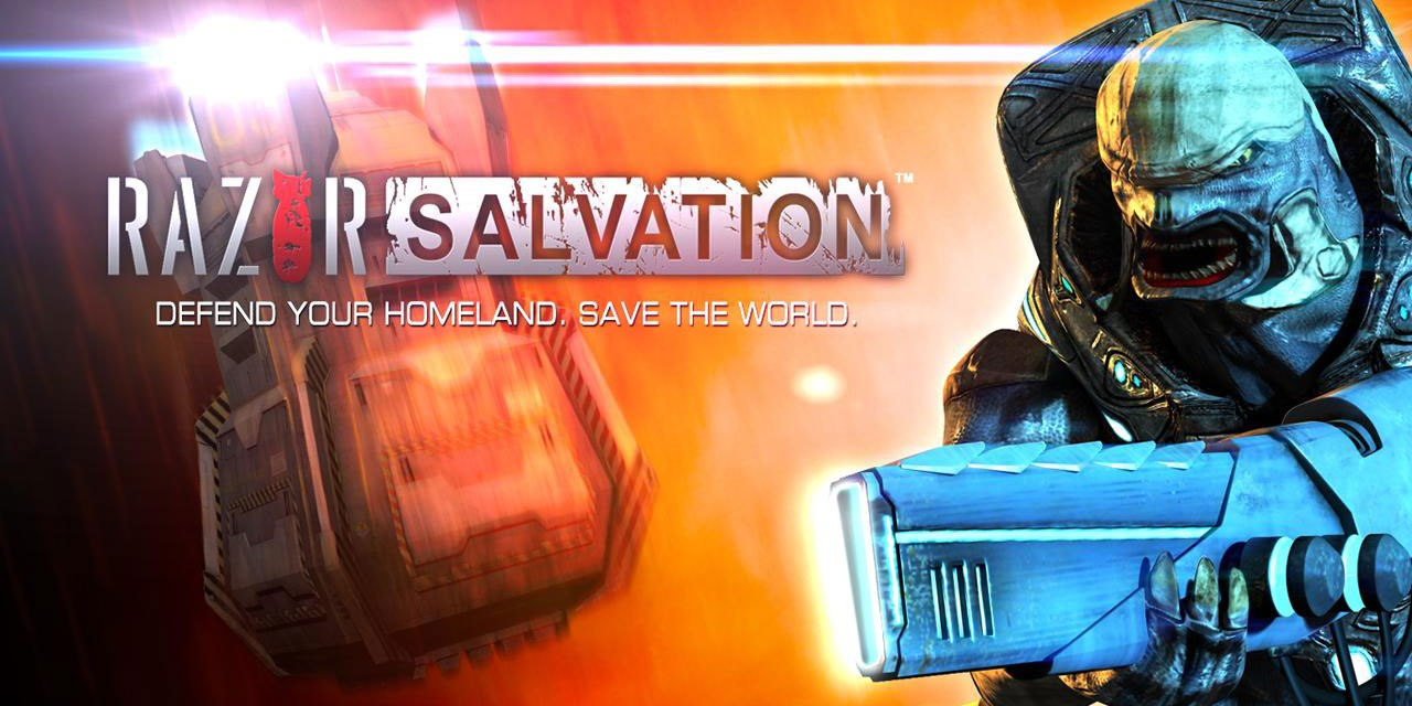 Razor Salvation Game Android Free Download