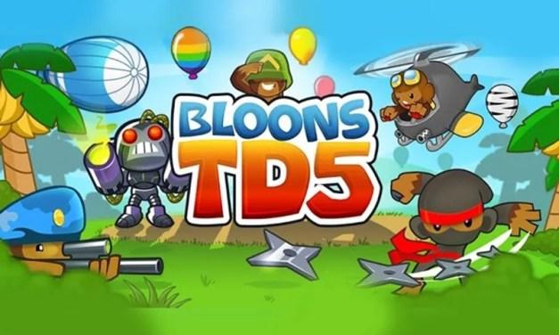 Bloons TD 5 Game Windows Phone Free Download