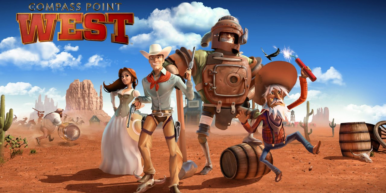 Compass Point: West v2.2.011 Game Android Free Download