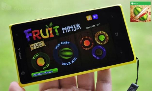 Fruit Ninja Game Windows Phone Free Download