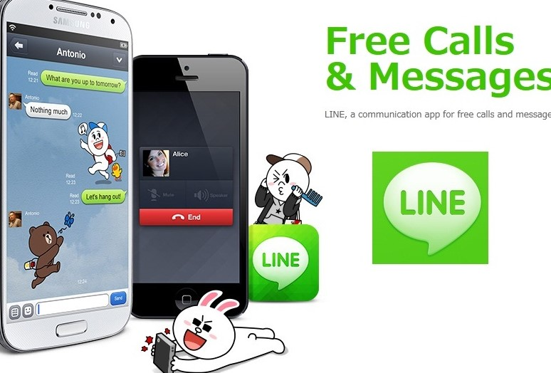 LINE: Free Calls & Messages App Android Free Download