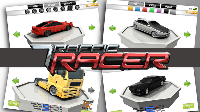 Traffic Racer Game Windows Phone Free Download