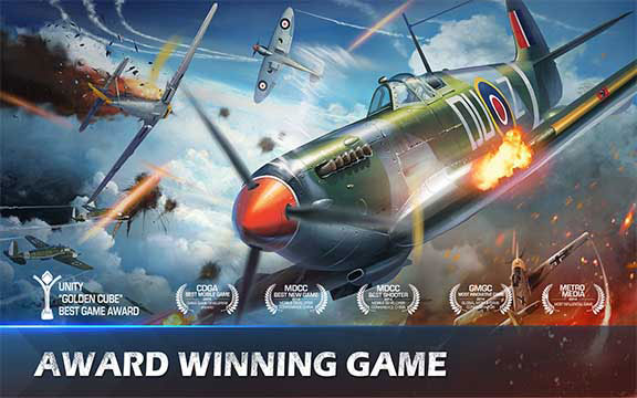 War Wings Game Android Free Download
