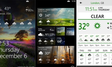 Weather Flow App Windows Phone Free Download