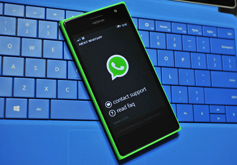 WhatsApp For Windows Phone Free Download