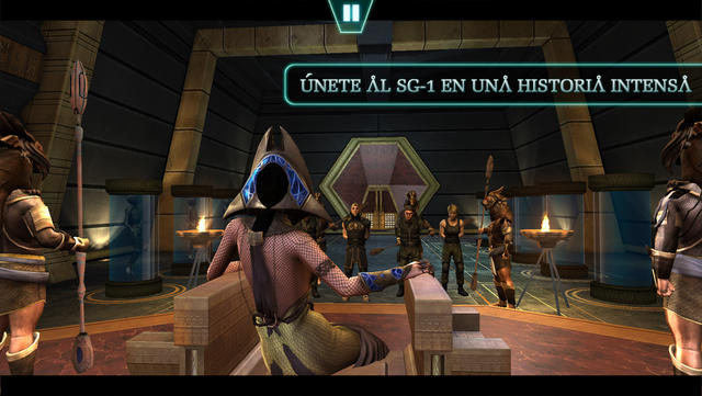 Stargate SG-1 Unleashed Ep 2 Game Android Free Download