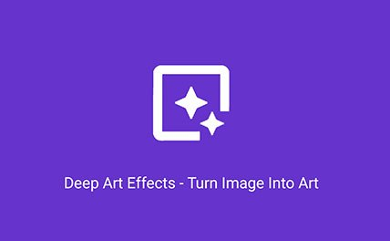 Deep Art Effects Photo Filter PRO App Android Free Download
