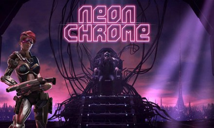 Neon Chrome Game iOS Free Download