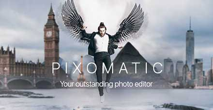 Pixomatic App iOS Free Download