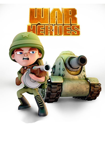 War Heroes: Multiplayer Battle for Free Download Android Game