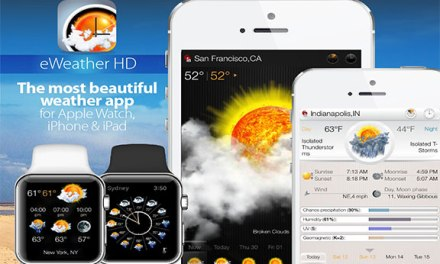 eWeather HD App Android Free Download