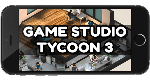 Game Studio Tycoon 3 Game Android Free Download