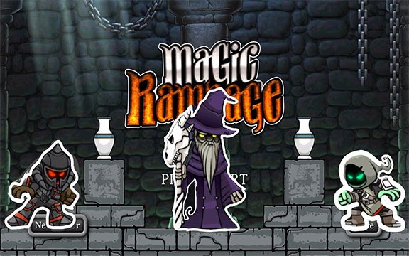 Magic Rampage Game Android Free Download