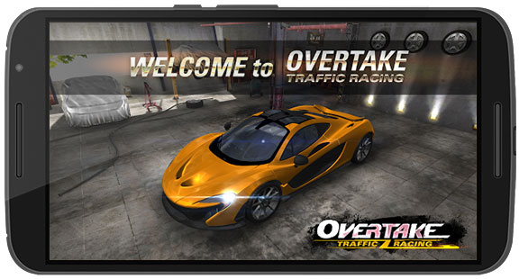 Overtake Traffic Racing Game Android Free Download