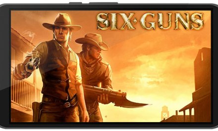 Six-Guns Gang Showdown Game Android Free Download