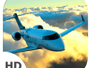 Flight Simulator Private Jet Edition Become Airplane Pilot Game Ipa iOS Free Download