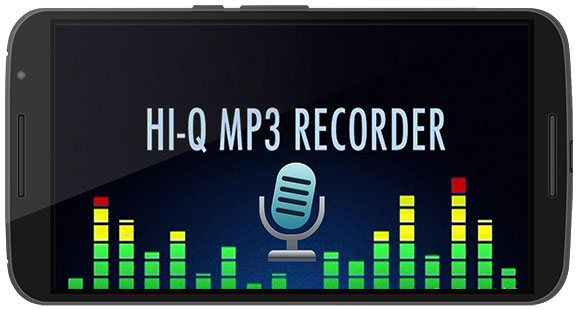 Hi-Q MP3 Voice Recorder Game Android Free Download
