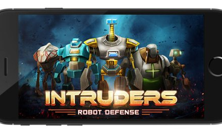 INTRUDERS Robot Defense Game Android Free Download
