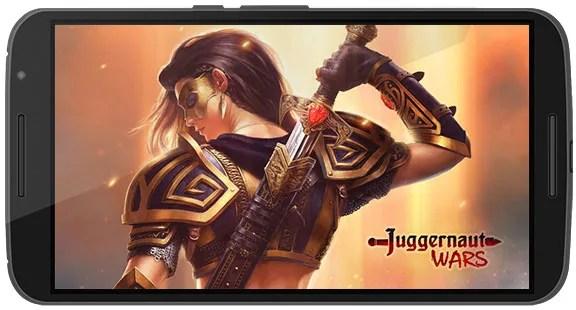 Juggernaut Wars Game Android Free Download