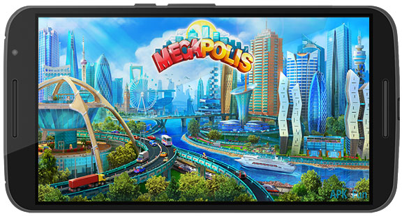 Megapolis Apk Android Game Free Download