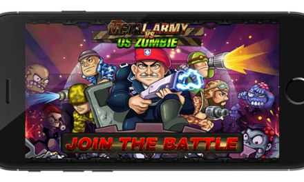 Metal Army vs US Zombie Game Android Free Download