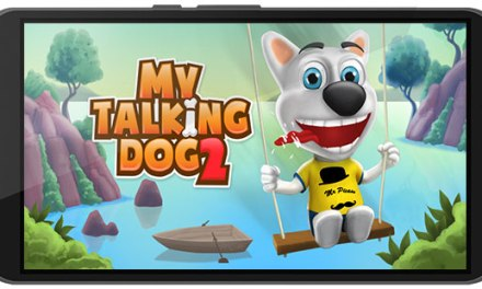 My Talking Dog 2 Apk Game Android Free Download
