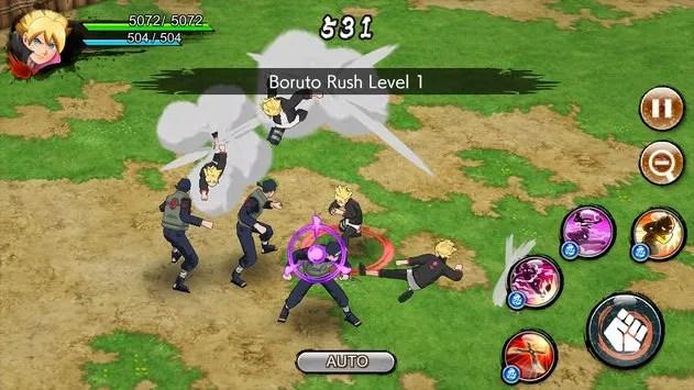 NARUTO X BORUTO NINJA VOLTAGE Apk Game Android Free Download