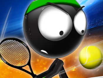 Stickman Tennis 2015 Ipa iOS Game Free Download