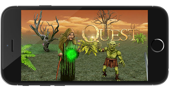 The Quest Ipa Game Ios Free Download
