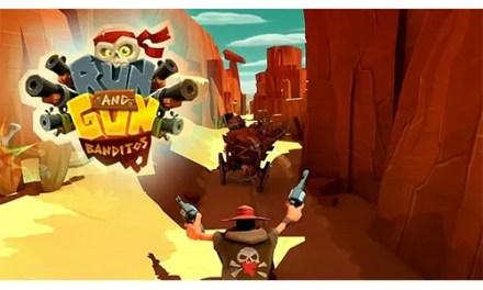 Run and Gun BANDITOS Apk Game Android Free Download