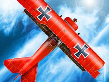 Sky Baron: War of Planes Ipa Game iOS Free Download