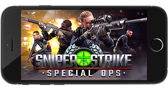 Sniper Strike Special Ops Apk Game Android Free Download