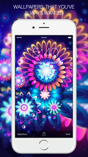 Wallpapers – Neon Arts & Neon Pictures HD Ipa App iOS Free Download