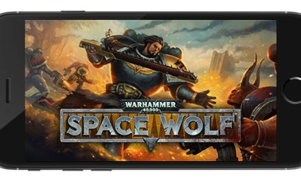 Warhammer 40,000: Space Wolf Apk Game Android Free Download