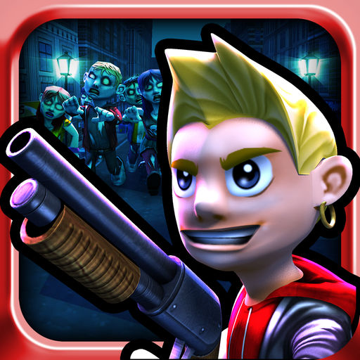 Zombies After Me! Ipa Game iOS Free Download