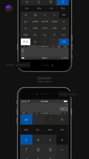 Calculator³ 3-in-1 Scientific, Graphing Programmer Ipa iOS Free Download
