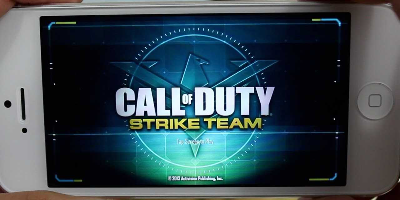 Call of Duty®: Strike Team Ipa Game iOS Free Download