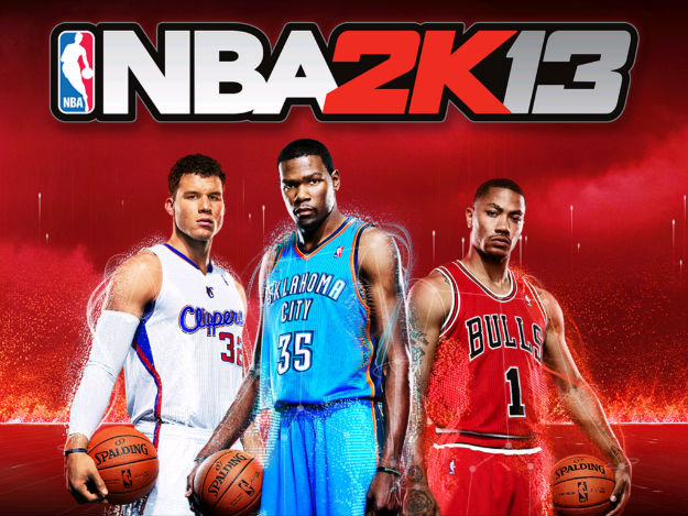 NBA 2K13 Ipa Game iOS Free Download