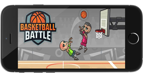 Basketball Battle Apk Game Android Free Download