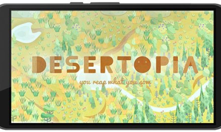 DESERTOPIA Apk Game Android Free Download
