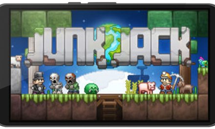Junk Jack Apk Game Android Free Download