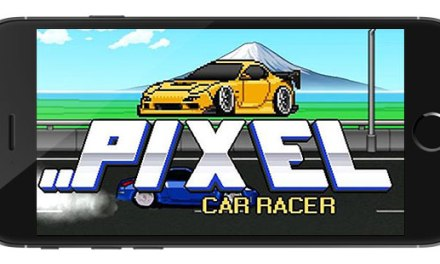 Pixel Car Racer Apk Game Android Free Download
