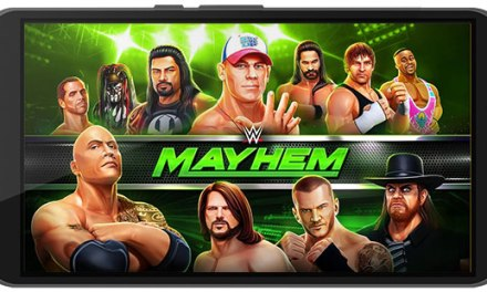 WWE Mayhem Apk Game Android Free Download