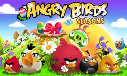Angry Birds Seasons Ipa Game iOS Free Download