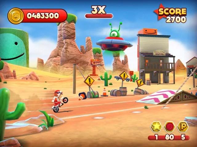 Joe Danger Ipa Game iOS Free Download