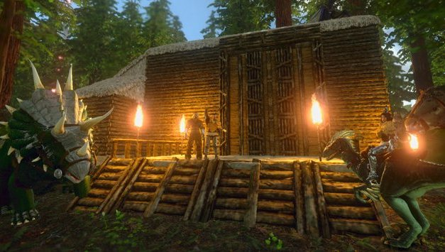 ARK: Survival Evolved Apk Game Android Free Download