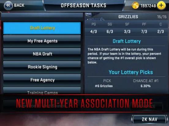 NBA 2K18 Ipa Game iOS Free Download